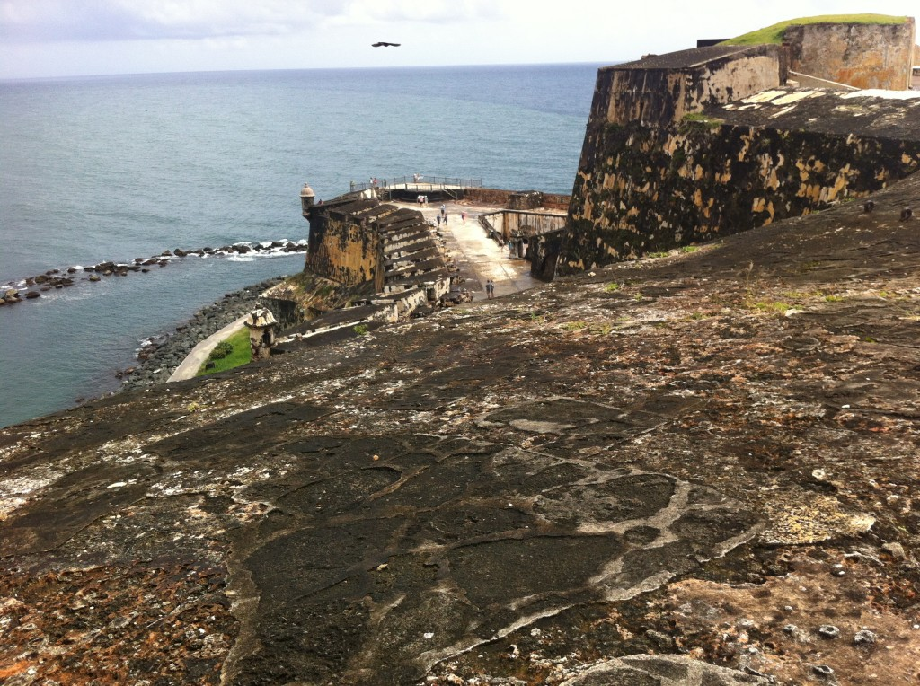 Eastern View from Castillo San Felipe del Morro