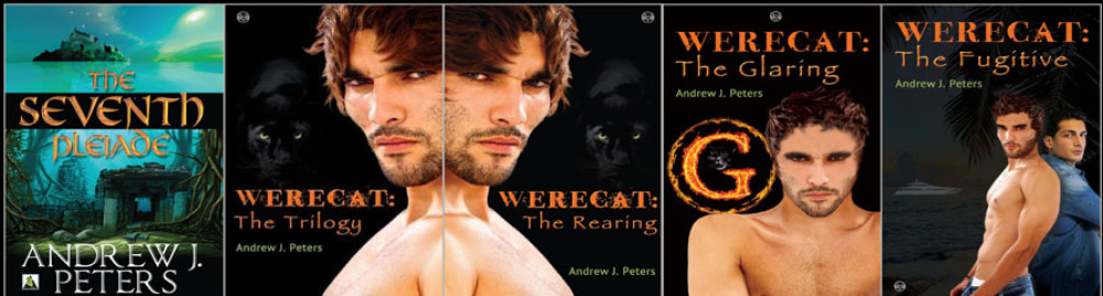 The official website of fantasy author Andrew J. Peters