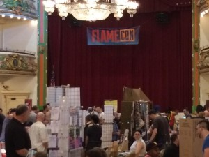 Central Hall at FLAMECON