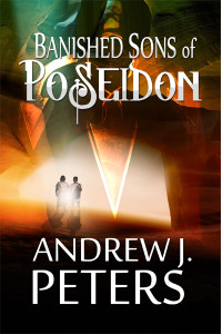 Banished Sons of Poseidon cover