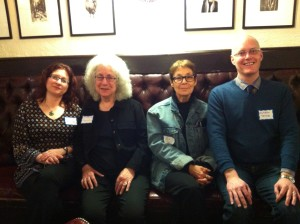 Photo from MWA-NY LGBT event