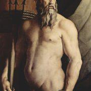 Portrait of Andrea Doria as Neptune by Angelo Bronzino. Retrieved from Wikipedia Commons.