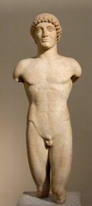 kouros sculpture
