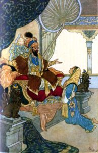 Sultan from The Arabian Nights