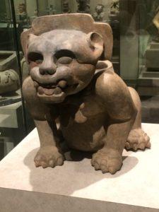 Jaguar urn